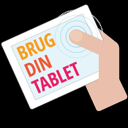 Brug din tablet...bedre